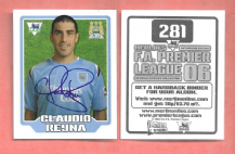 Manchester City Claudio Reyna USA 281